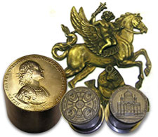 HERALDIC INDUSTRY, SOUVENIR INDUSTRY, JEWELRY INDUSTRY, IMITATION JEWELRY AND CUTLERY PRODUCTION